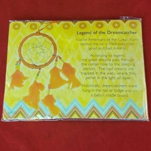 Other - 1/2 off with any purchase! Dreamcatcher